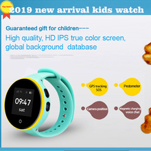 GPS Child SOS Smart Watch Phone Position Children 1.22Touch Screen camera waterproof Baby kid Anti-lost