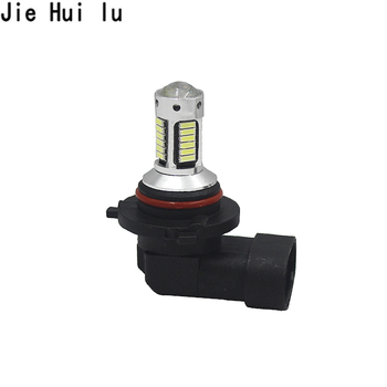 H27 881 880 DRL Front Fog Lamp car led lights Daytime Running Light Bulb 12V 30 smd 4014 H27W2 862 886 894 896 898 1PCS