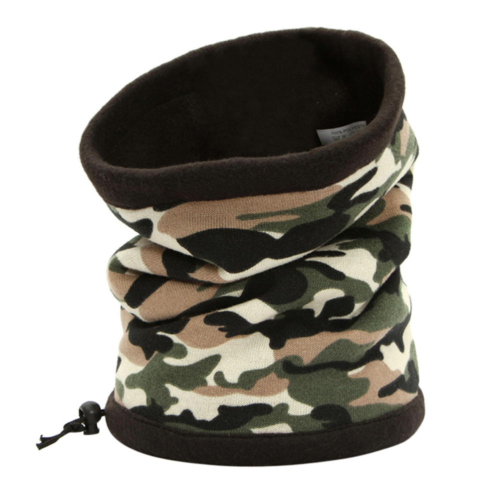 Outdoor Sport Camo Army Headband Scarf Face Mask Camouflage Bicycle Cycling Bandana Scarf Face Mask for Outdoor Sports coolchange 20006 cycling thicken fleeces face mask hat scarf black