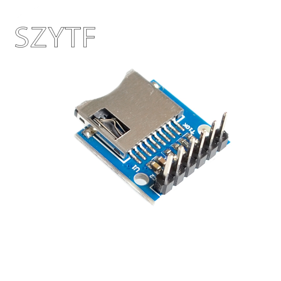 TF Micro SD Card Module Mini SD Card Module Memory Module For Arduino AVR ARM