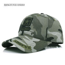 2018 High Quality Army Cap Camo Baseball Cap Men Camouflage Snapback Tactical Cap Mens Baseball Caps Gorra Snapbacks golf hats цена