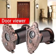 35mm High Quality Security Doorbell 2 In 1 Cat Eye With