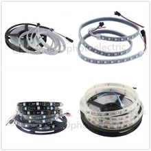 WS2812B 5050 RGB LED 5 M 150 300 Leds 144 30LED/M Individual direccionable V