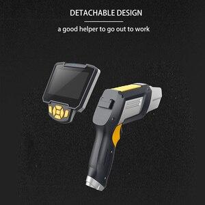 Image 3 - Endoscopio Digital Industrial, 4,3 pulgadas, LCD, boroscopio, Videoscope con Sensor CMOS, cámara de inspección semirrígida, endoscopio de mano