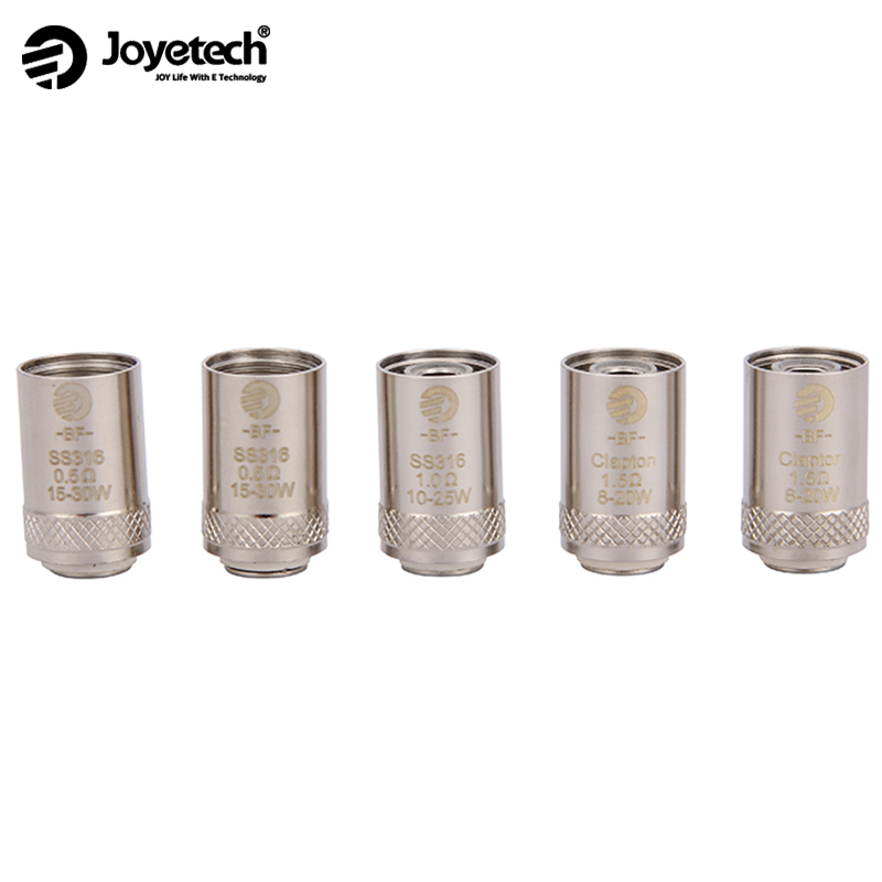 Original Joyetech EGo AIO BF Coils SS316 Atomizer E Electronic Cigarettes Head Coil Evaporator For CUBIS/eGO AIO/Cuboid Mini