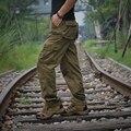 Summer Men's Plus Size 30-44  Cargo Pants Brand New Men Casual Pockets  Baggy Pant