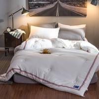100% Comforter Summer Winter Silk Quilt Four Seasons Duvet Filling Mulberry Comforter Silk Blanket Thick quilt