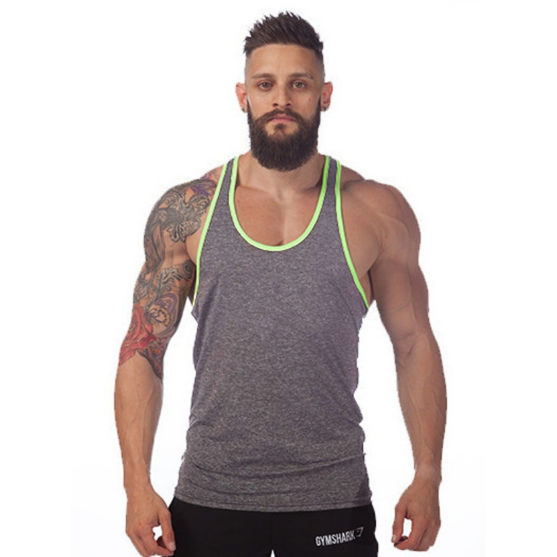 Popular mens singlet buy cheap mens singlet lots from for Top dress shirt brands