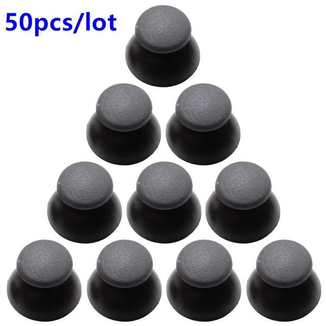 50 sztuk wymiana kij analogowy dżojstik 3d uchwyt na kciuk kij pokrywa Cap obudowa do sony PlayStation 3 PS3 kontroler