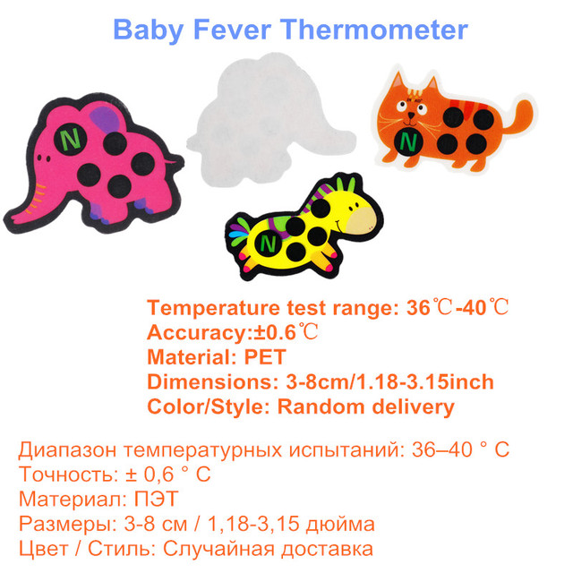 Baby Health Monitors Nipple Thermometer Baby Fever Thermometer LCD Digital Mouth Nipple Pacifier Thermometer 30%off 5