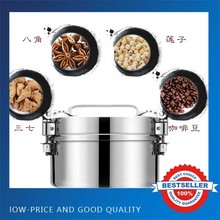 3000G On Sale Big Capacity Multi-fonction Speed Powder Grinder Swing Type Electric Flour Mill Machine