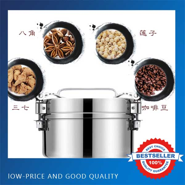 3000G On Sale Big Capacity Multi fonction Speed Powder Grinder Swing Type Electric Flour Mill Machine
