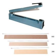 200/300/400mm Impulse Sealer Heat…
