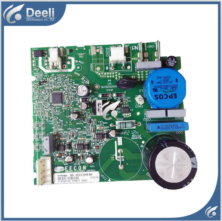 95% new Original  good working for haier refrigerator pc board Computer board bcd-539wsy bcd-552wyj 0064001351 control board good working for embraco refrigerator pc board computer board used bcd 558wa bcd 558wyjz 0064001350 frequency conversion board