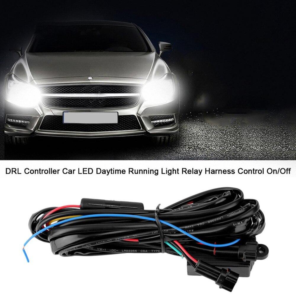 Neue Hochwertige 30 watt Drl-controller Auto Auto LED Tagfahrlicht ...