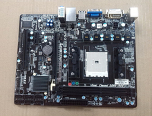 Free shipping 100% original motherboard for BIOSTAR Hi-Fi A55S3 Socket FM2 DDR3 motherboard Solid-state integrated 16G RAM