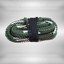 Hunting Bore Snake gun cleaning 20 Cal GA Gauge Boresnake Shotgun Barrel Bronze Cleaner Kit