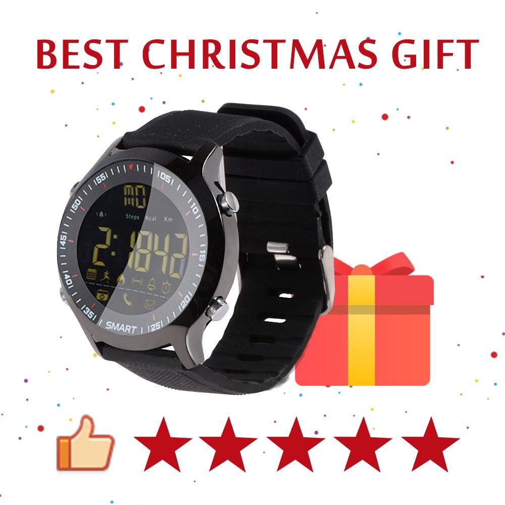 EX18 Смарт-часы профессиональный Дайвинг спортивные SmartWatch Bluetooth телефон сообщение push наручные 5ATM <font><b>IP67</b></font> Водонепроницаемый smartwatches