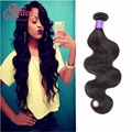 Malaysian Virigin Hair Body Wave 1Bundle Wet and Wavy Virgin Human Hair Weave Bundles Deal Malaysian Body Wave