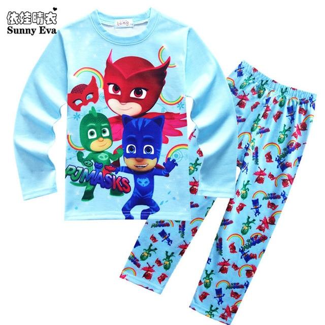 6e446de6e554 sunny eva masks children christmas pajamas boys girls baby clothing ...