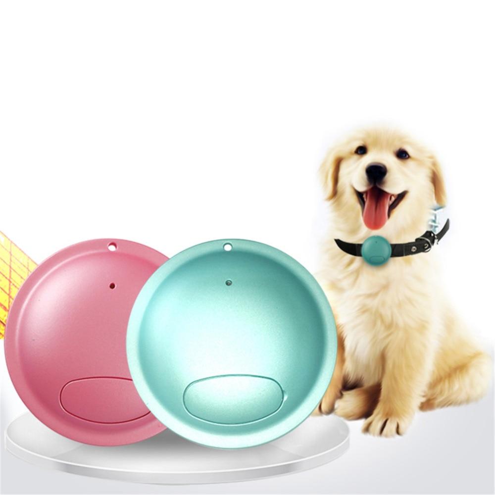 Mini Pet GPS Tracker Smart GPRS Tracker For Pets Cat Dog GPRS+GPS+LSB Wifi Location Free APP Geo Fence Alarm small anima tracker