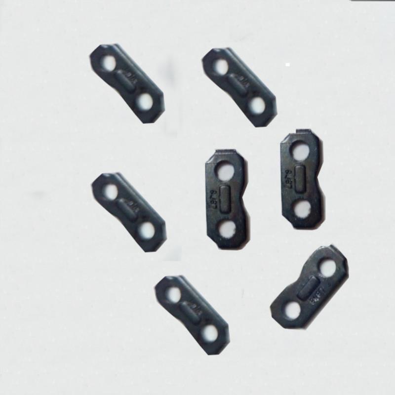 Gewidmet 10 Teile/los Kettensäge Link Edelstahl Kette Joiner Link Für Joinning 325 058 Ketten Praktische Hause Verbesserung Werkzeug Ketten