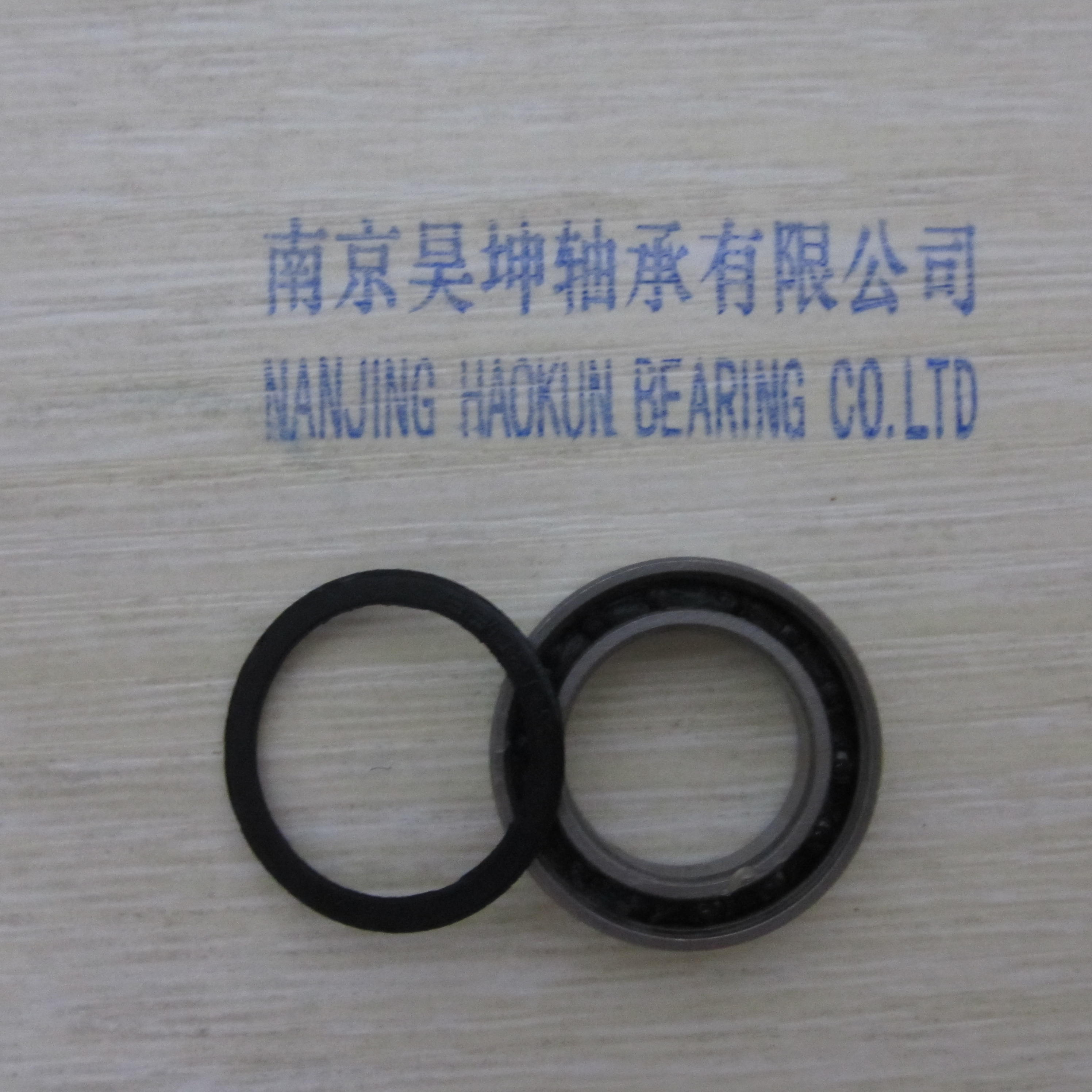 6002 s6002-2rs CB stainless steel Si3N4 hybrid ceramic ball bearing sc6002 15*32*9mm (si3n4 balls+ss rings) a s 98 415203 101 6002 nero