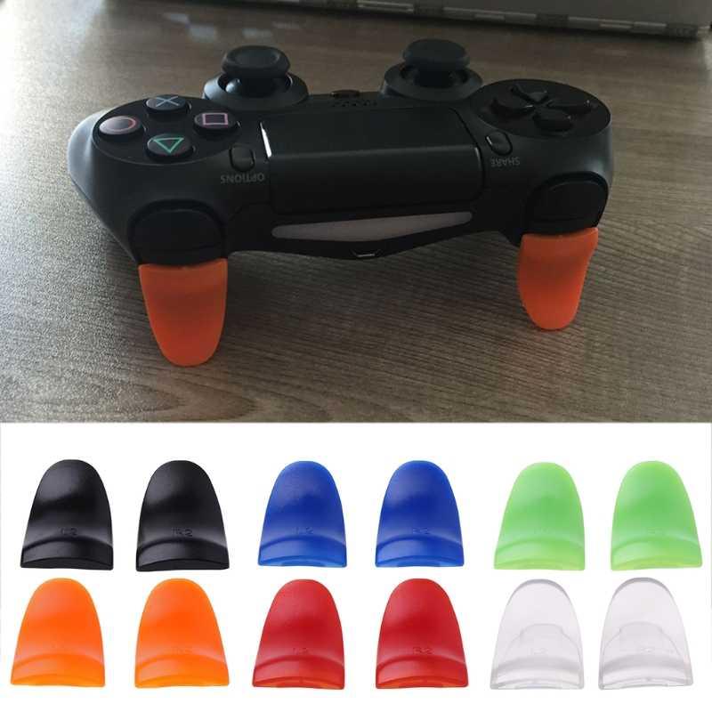 1 paar/set L2 R2 Trigger Uitgebreide Knoppen Kit Voor Playstation PS4 Controller