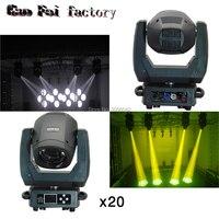 20PCS/LOT 150W Spot Light Led Moving Head Beam dj equipment DMX512 China light