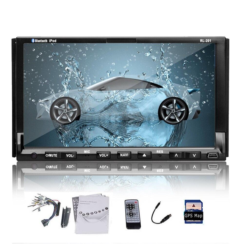 Electrónica Reproductor de DVD Movie AMP Sistema RDS de Radio Unidad Principal d