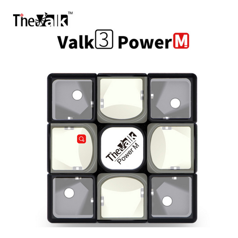 QIYI VALK3 M 3x3x3 Magic Puzzle Cube VALK Power3 Christmas Gifts Children Educational Learning Toy Puzzle Speed Cube Magico Cubo enlightenment educational cube children toy