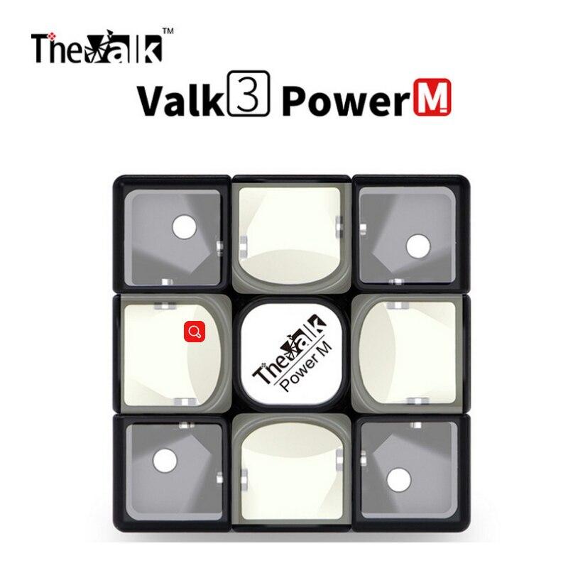 QIYI VALK3 M 3x3x3 Magique Puzzle Cube VALK Power3 De Noël Cadeaux Enfants Apprentissage Éducatif Jouet Puzzle vitesse Cube Cubo Magico