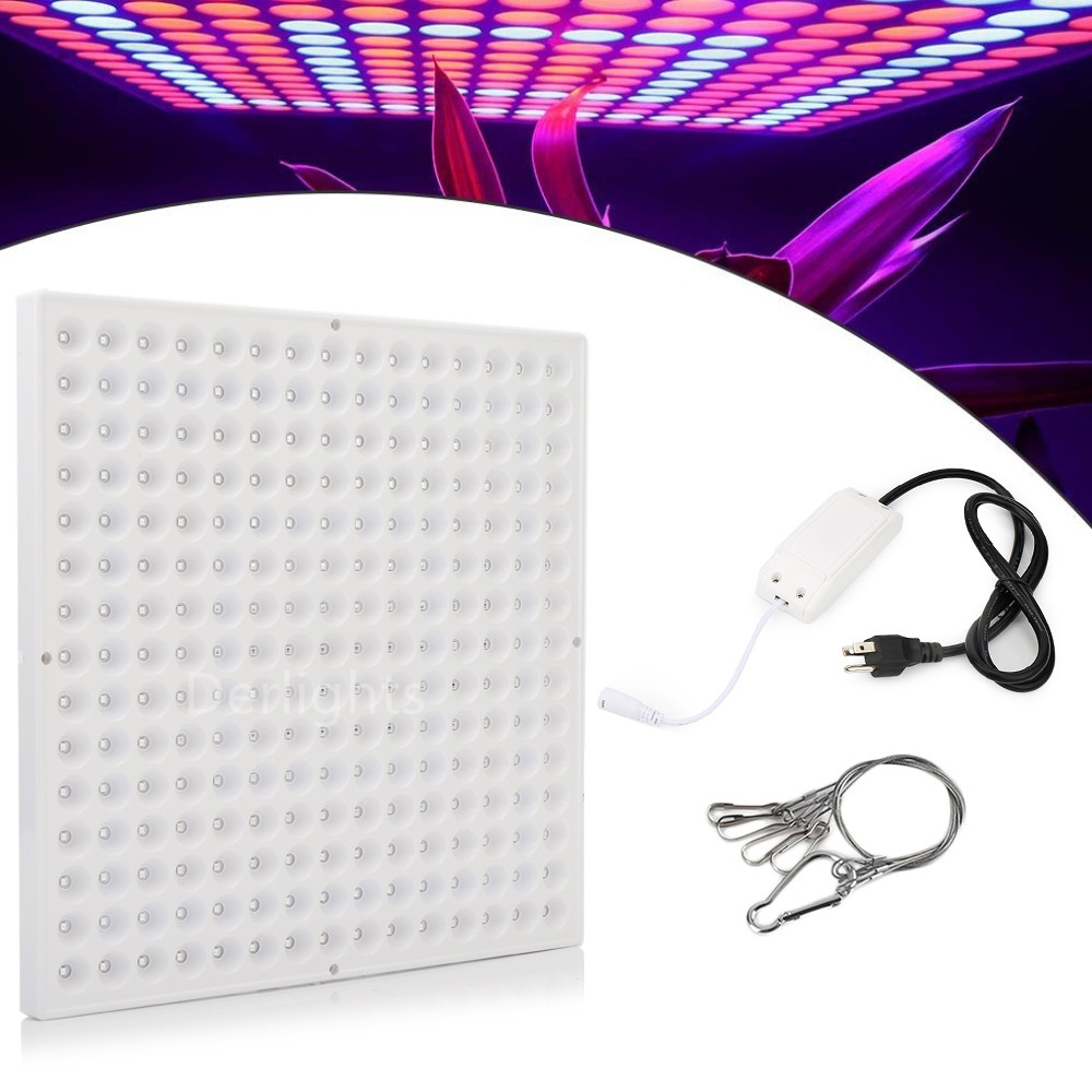 135W LED Plant Grow Panel Light Hydroponics Lamps AC85-265V SMD3528 Red+Blue For Flowering Plant Indoor Grow Box 20w 30w 120w led plant grow panel light hydroponics lamps ac85 265v smd3528 for greenhouse flowering plant indoor grow box