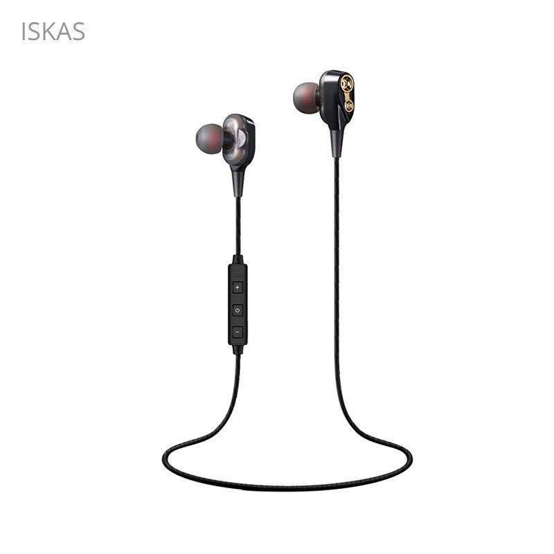 ISKAS Wireless Earphones Wireless Head Phones Gaming Cell