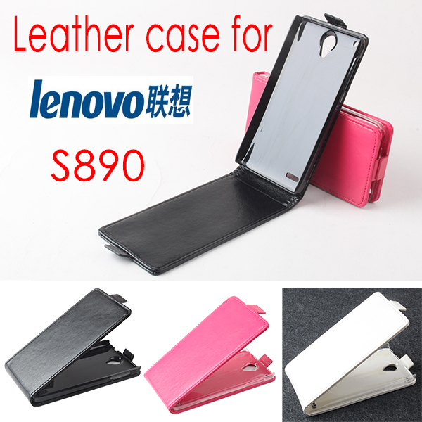 Luxury Retro Leather Case for Lenovo S890 Flip Vintage Phone Cases for Lenovo S890 Protective Cover