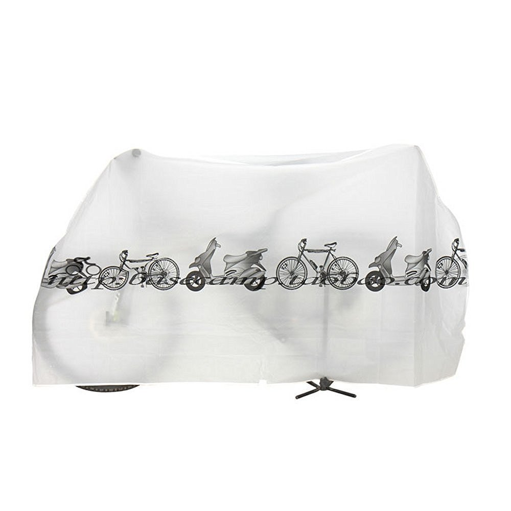 Waterproof Outdoor Bicycle Storage Cover Durable Tire Wheel Saddle Seat Dust Sunshine Protection for Mountain Road Bike