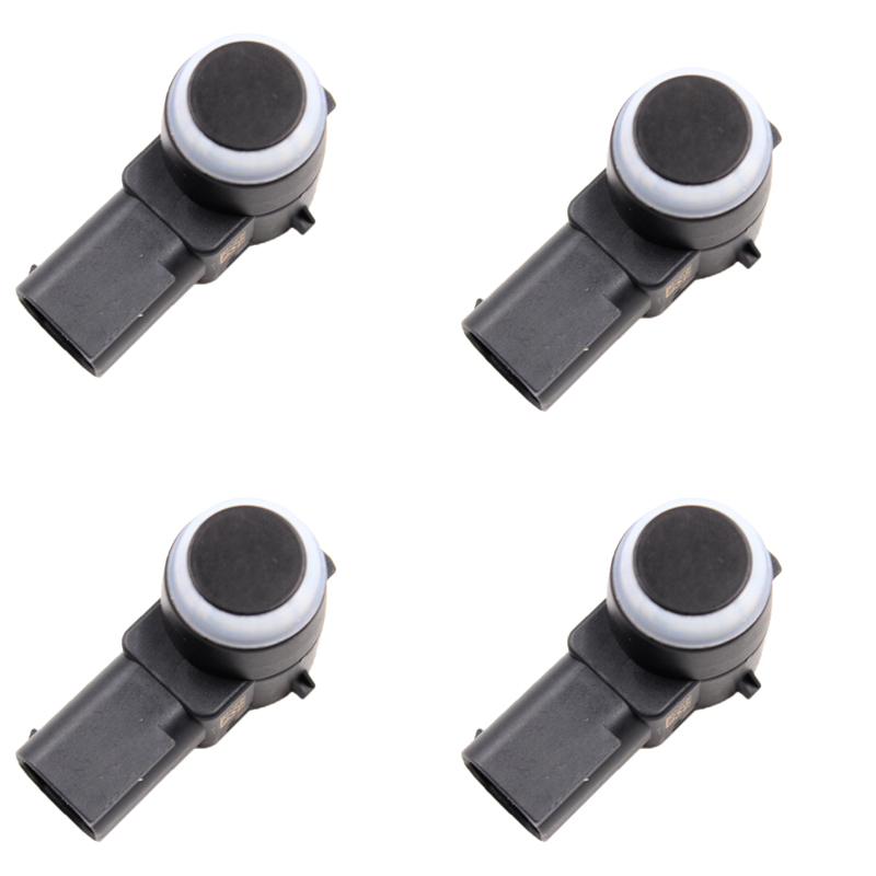 4PCS PDC Sensor 9663821577XT PSA 9663821577 For Peugeot 307 308 407 Rcz Partner For Citroen C4 C5 C6 PSA966382157 6590.A5