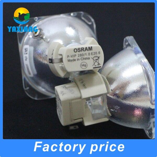 100 Original Projector Lamp Bulb 5J 06W01 001 for Benq MP723 MP722 EP1230 MP711 MP711C projector