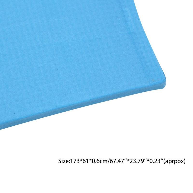 Durable Exercise Fitness 6mm Thick Durable Exercise Fitness Non-Slip Yoga Mat Lose Weight Meditation Pad HTB1bO6nQpXXXXc0aXXXq6xXFXXXf