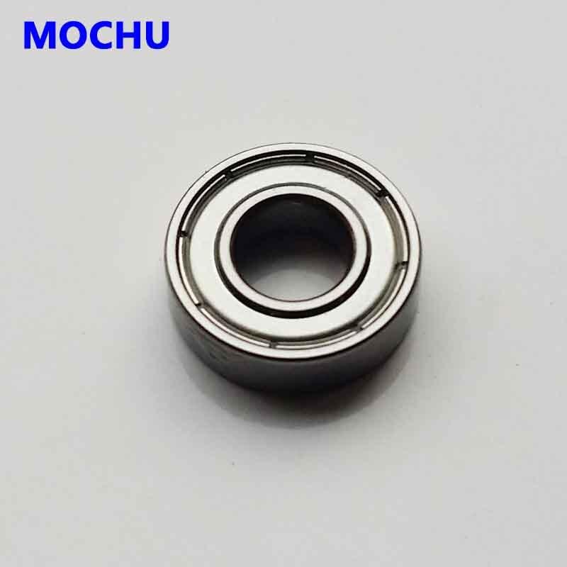 602XZZ 2.5x8x4mm 10pcs Ball Bearings Metal Shielded Thin Wall Bearings