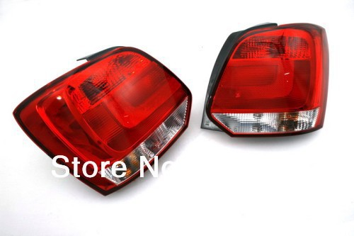 Tail Light For Volkswagen For VW Polo 6R