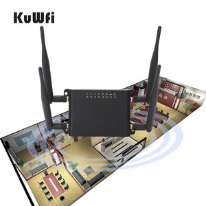 Image 5 - OpenWrt 300Mbps Wireless WiFi Router Wifi Repeater 3G 4G LTE Router Strong Wifi Signal Router With Sim Card Slot