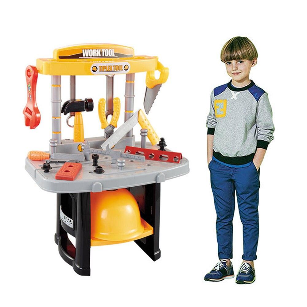 Baby Tool Set Child Tools Box Engineer Tools Set For Children Tool Set For Children Educational Intelligence Toy Gift