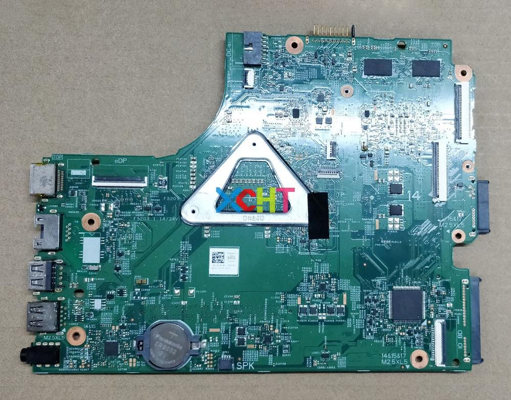 Image 2 - for Dell Inspiron 15R 3542 3543 3442 3443 X4X4V CN 0X4X4V FX3MC i5 5200U N16V GM B1 GT820M Laptop Motherboard Mainboard Tested-in Laptop Motherboard from Computer & Office