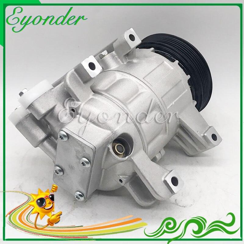 A C AC Air Conditioning Compressor Cooling Pump VCS 14IC for Nissan Altima L4 2 5L