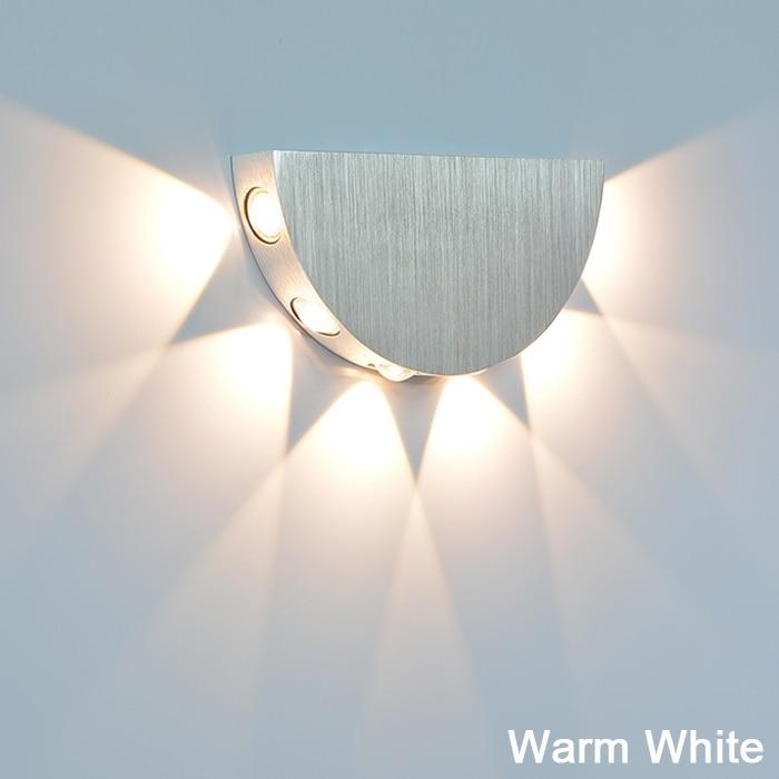 LED Sconce Səthi quraşdırılmış 5W 6W Divar Çırağı Daxili - Daxili işıqlandırma - Fotoqrafiya 5