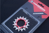 FOURIERS Bicycle Freewheel Single Speed Freewheel BMX FIXED GEAR Sprocket Gear Bicycle Accessories 16 23T
