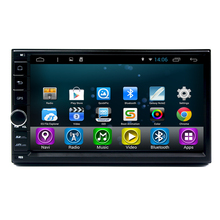 7″ 2Din Android 4.4 Car Tap PC Tablet 2 din Universal For Nissan GPS Navigation car Radio Stereo without dvd loader