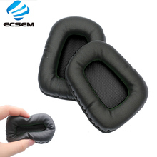 1 pair Ear pads for Razer Electra V2 high quality Replacement Earphone Accessories Headband Cushion Pad earpad Cushion Covers