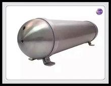 SHEEIN 19L/5 Galão de Ferro Sem Costura tanque de ar do cilindro de ar pneumático sistema de suspensão a ar tunning peças do veículo